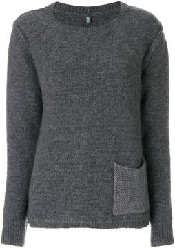 Eleventy front pocket jumper