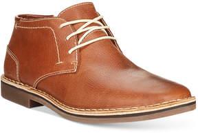 Kenneth Cole Reaction Desert Sun Leather Chukka Boots Men's Shoes