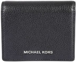 Michael Kors Mercer Card Holder - NERO/ARGENTO - STYLE
