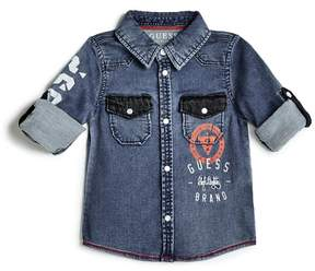 GUESS Denim Shirt (2-7)
