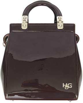 Givenchy House de patent leather crossbody bag