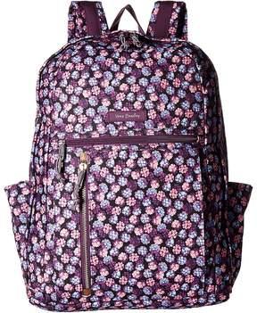 Vera Bradley Grand Backpack Backpack Bags - BERRY BURST - STYLE