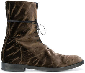 Ann Demeulemeester Lavato Visone boots