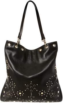 Betsey Johnson Grommet Convertible Tote