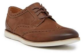 Clarks Raharto Wingtip Leather Derby