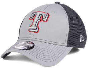 New Era Texas Rangers Greyed Out Neo 39THIRTY Cap
