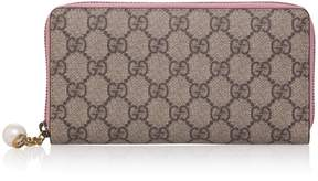 Gucci GG Zip Around Wallet - ONE COLOR - STYLE