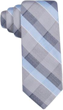 Ryan Seacrest Distinction Men's Lakeview Plaid Slim Tie, Created for Macy's