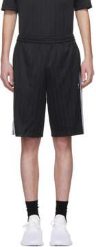 adidas Black Football Shorts