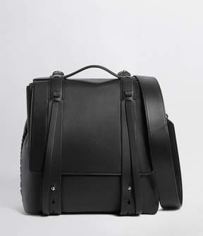 AllSaints Fin Shoulder Backpack