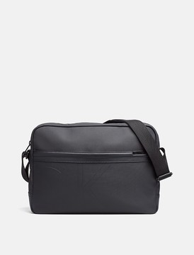 Calvin Klein Coated Canvas Messenger Bag