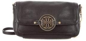 Tory Burch Mini Amanda Crossbody Bag - BLACK - STYLE