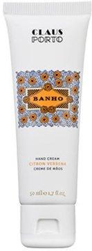 Claus Porto Banho - Citron Verbena Hand Cream, 50 mL