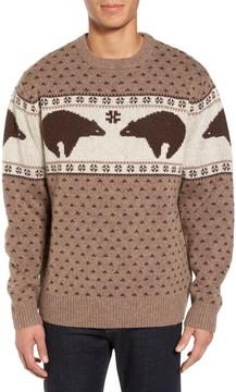 Pendleton Men's Bear Sweater