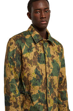 Opening Ceremony Re Editions Camo Walking Coat