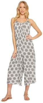Ella Moss Medallion Melody Jumper Cover-Up Women's Jumpsuit & Rompers One Piece