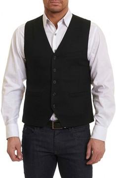 Robert Graham Men's Five Ponds Wool Vest