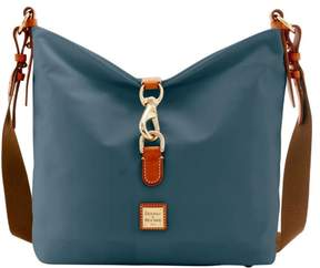 Dooney & Bourke Windham Annie Sac Shoulder Bag - CHARCOAL - STYLE