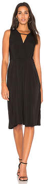 BCBGeneration Drape Midi Dress