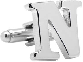 Ravi Ratan Men's Letter Cufflinks (Sold Individually)