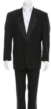 Pierre Balmain Wool Tuxedo Jacket