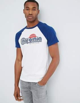 Celio T-Shirt With California Logo