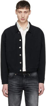 Enfants Riches Deprimes Black Destroyed Japanese Heroin Jacket