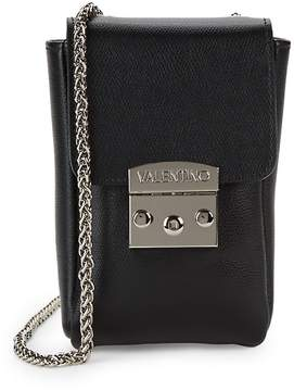 Mario Valentino Valentino by Women's Amande Leather Mini Crossbody Bag