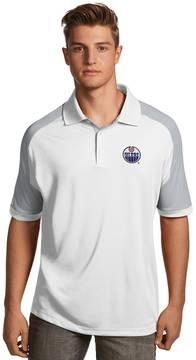 Antigua Men's Edmonton Oilers Century Polo