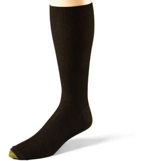 Gold Toe 3-pk. Dress Metropolitan Crew Socks-Extended Sizes