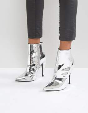 Asos EVANGELINA Pointed Ankle Boots