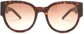 Saint Laurent Monogram acetate sunglasses