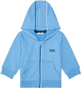HUGO BOSS Classic Zip-Up Hoodie