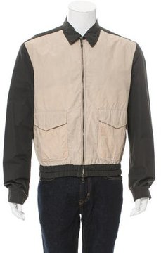 Marc Jacobs Two Tone Lightweight Jacket