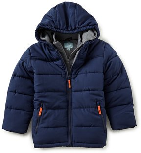 Class Club Big Boys 8-20 Puffer Parka Jacket