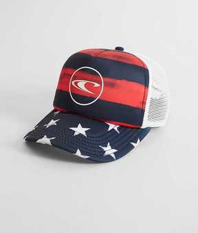 O'Neill Star Spangled Trucker Hat
