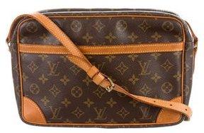 Louis Vuitton Monogram Trocadero 30 - BROWN - STYLE