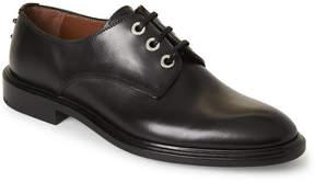Givenchy Black K Line Derby Shoes