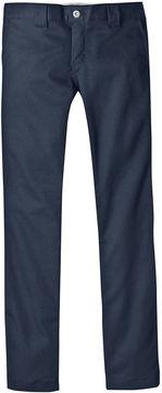 Dickies Flat Front Pants-Big Kid Boys