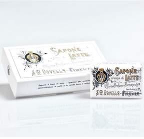 Santa Maria Novella Rose Box of 3 Milky Soaps