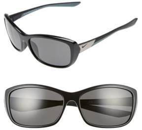 Women's Nike Flex Finesse 58Mm Sunglasses - Black