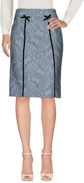 Christian Lacroix Knee length skirts