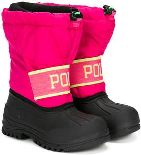 Ralph Lauren Jackson winter boots