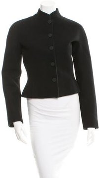Alaia Fitted Wool Jacket w/ Tags