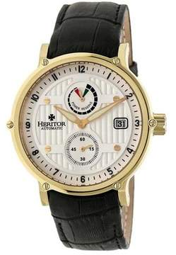 Heritor Men's Automatic HR4705 Leopold Watch