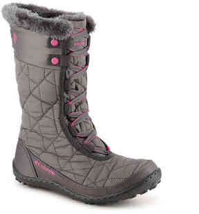 Columbia Girls Minx Mid ll Youth Snow Boot