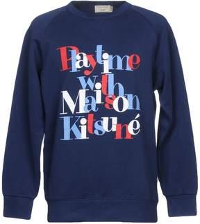 MAISON KITSUNÉ Sweatshirts