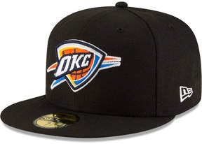 New Era Oklahoma City Thunder Solid Team 59FIFTY Cap