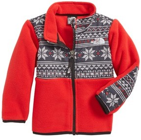 The North Face Infant Boy's Denali Recycled Fleece Jacket