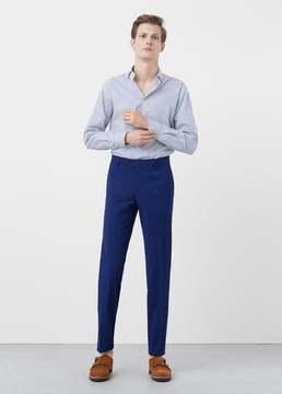 Mango Outlet Slim-fit suit trousers